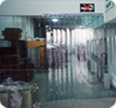 plastic strip curtains