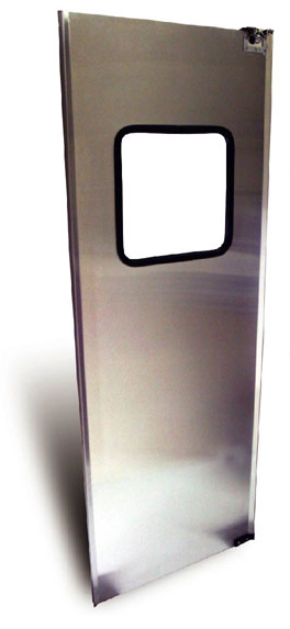 Stainless Steel Swing Doors